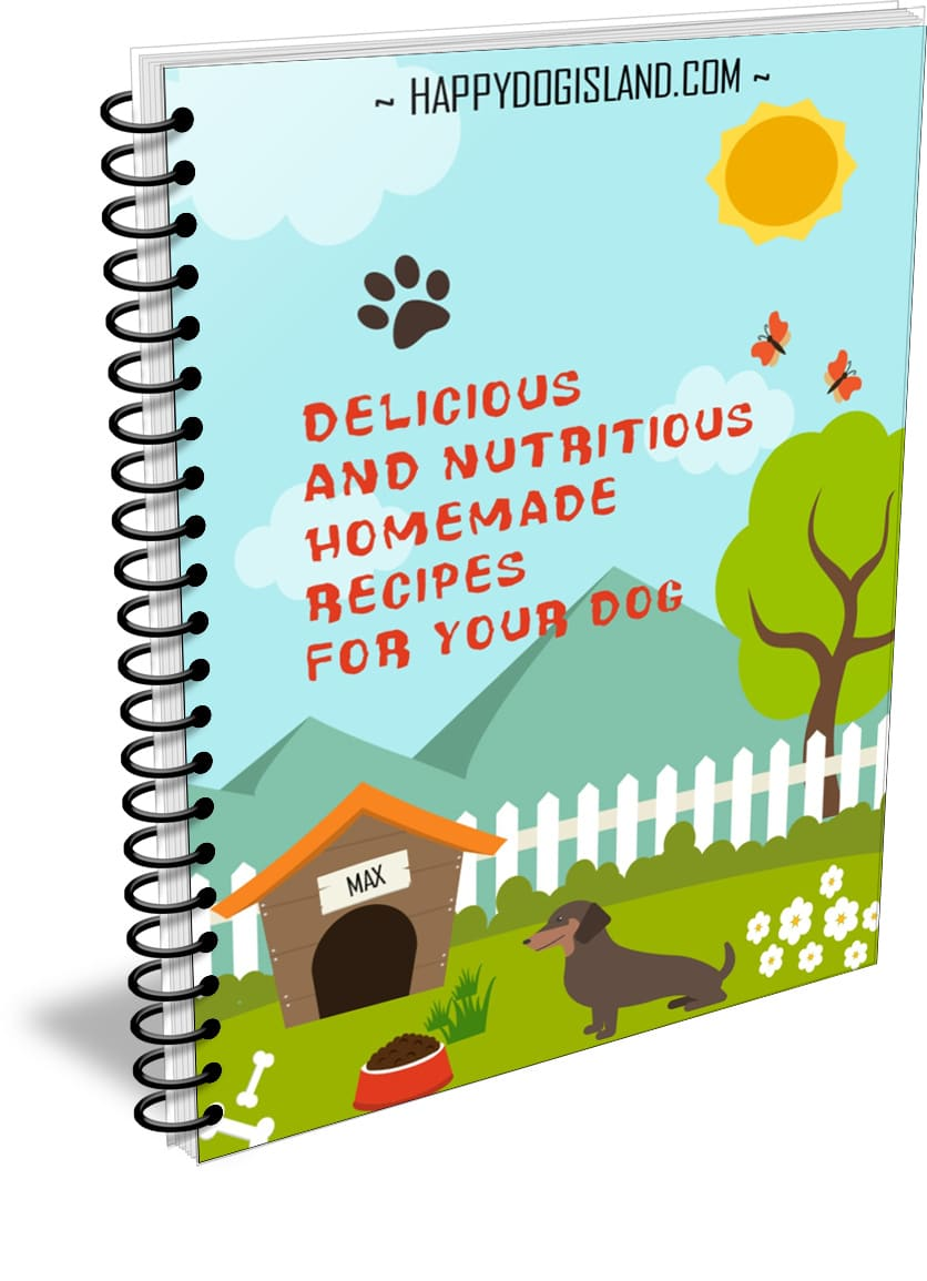 Free Homemade Dog Food Recipes