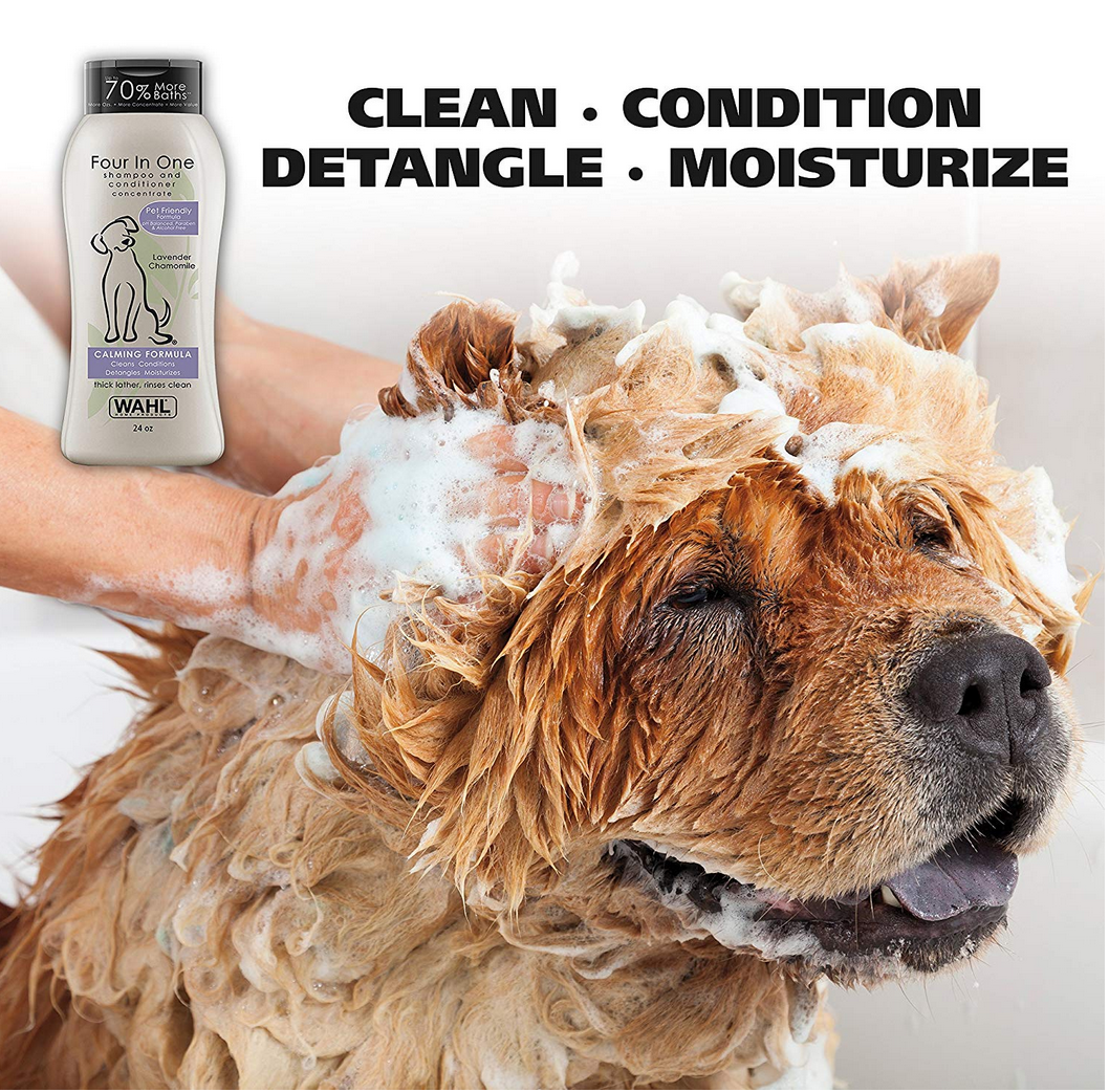 Wahl 4-in-1 Calming Shampoo