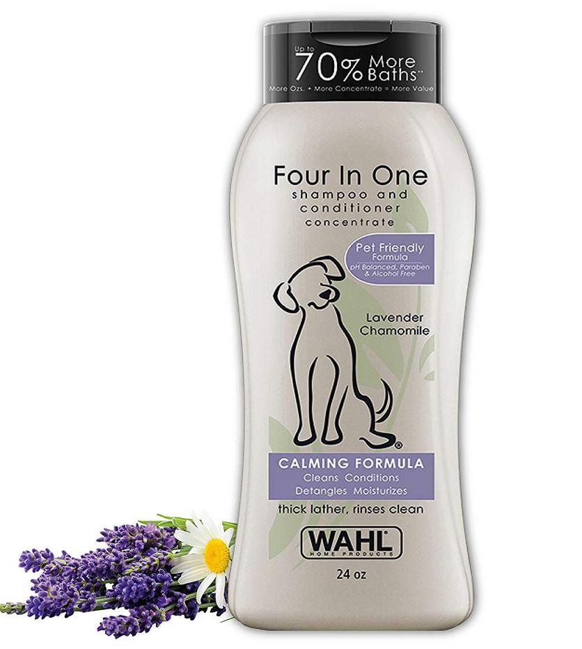 Wahl 4-in-1 shampoo